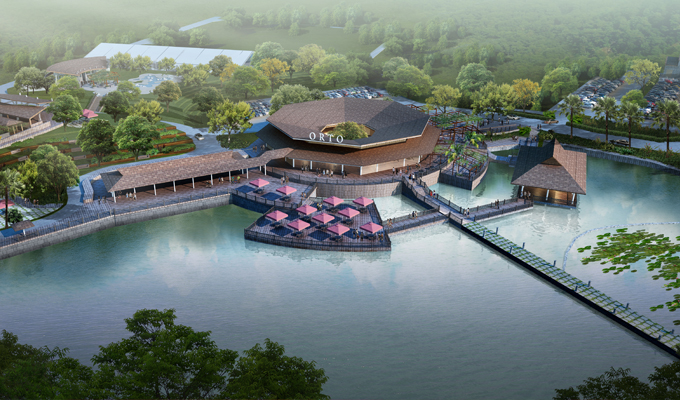 Orto Park at Sembawang :: Near the Visionaire EC
