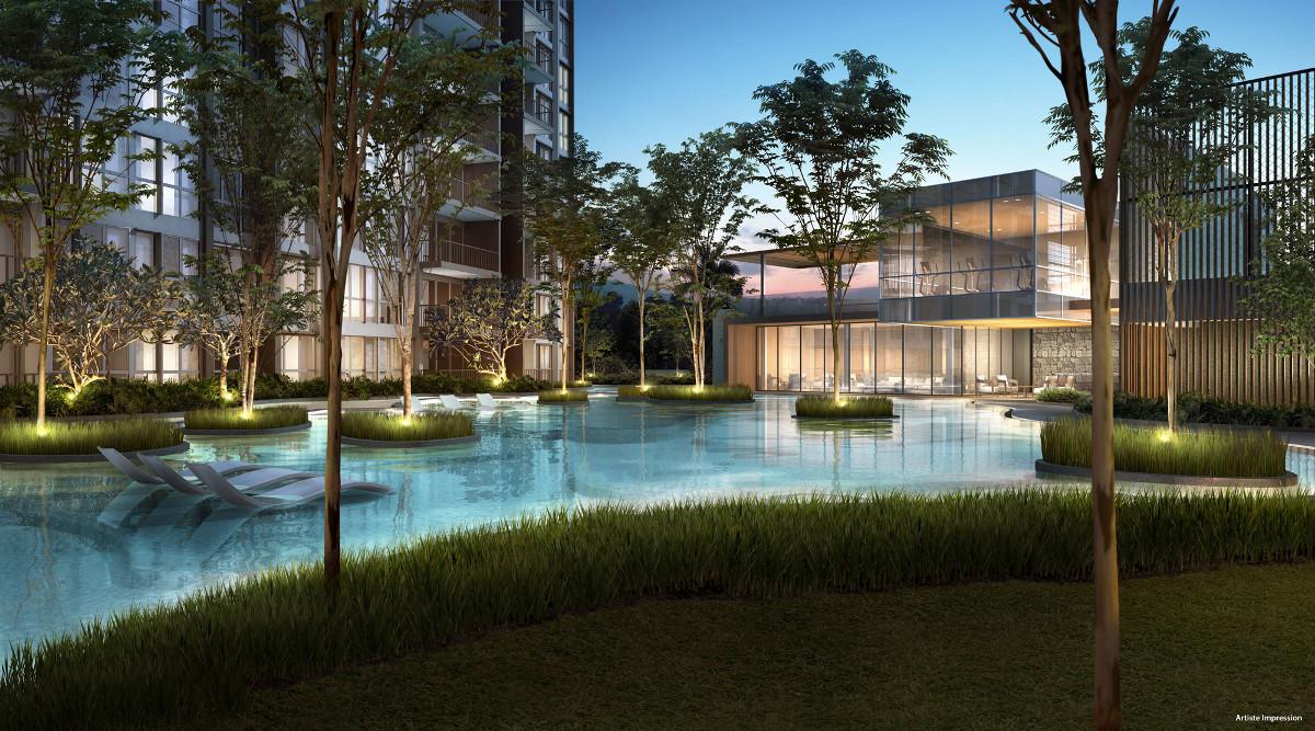 Bellewoods EC by Qingjian . Developer for Visionaire Launch