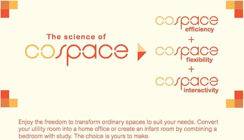 The Visionaire Floor Plans CoSpace Concept